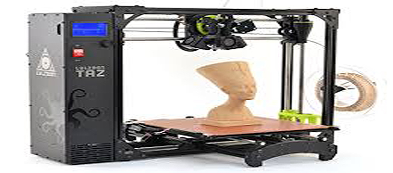 LulzBot 3D printers to be produced live at CES 2018