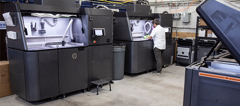 Avid Product Development boosts production with second HP 3D printer