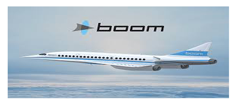 Boom raises $33M in new funds to finish development of XB-1 supersonic plane