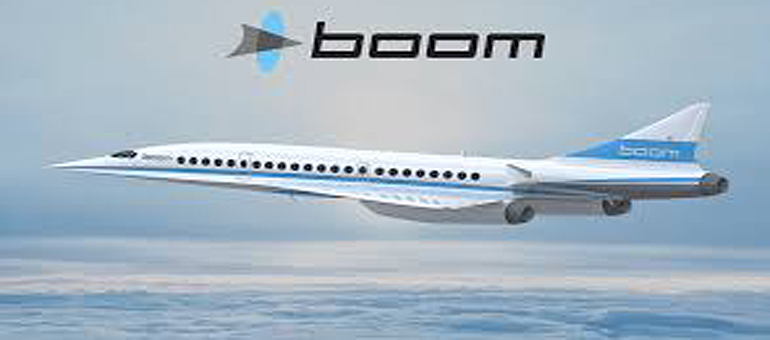 Boom Supersonic closes $100M  Series B round to develop Overture aircraft