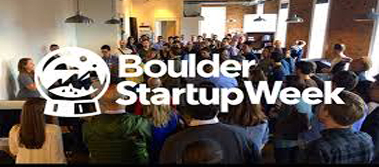 10th annual Boulder Startup Week set for May 13-17
