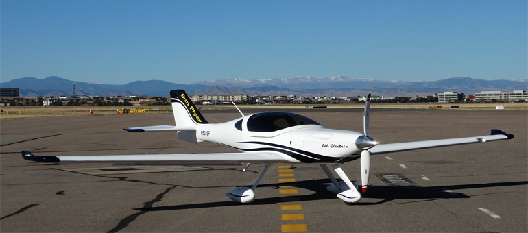 Electric Power Systems to provide battery power for Bye Aerospace Sun Flyer