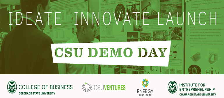 CSU Ventures seeks abstracts for Demo Day, to host Startup Week event downtown on Thursday