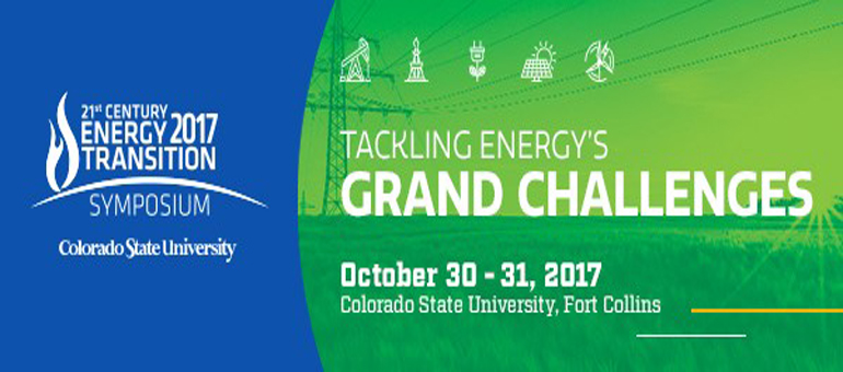 CSU to host Energy Symposium Oct. 30-31
