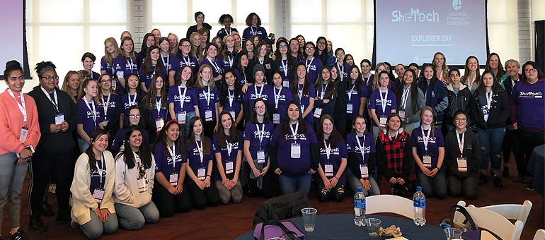 CTA hosts SheTech Explorer Day to inspire young female techies