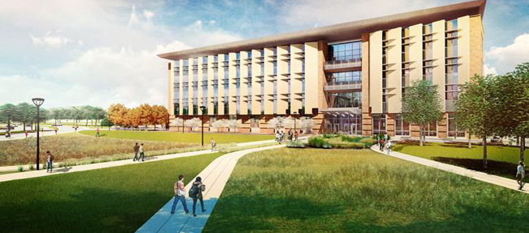CU breaks ground on new $82.5M aerospace engineering building