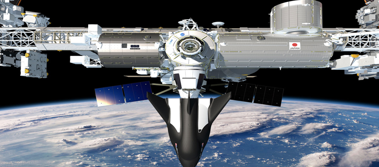 Dream Chaser passes major NASA milestone to supply International Space Station