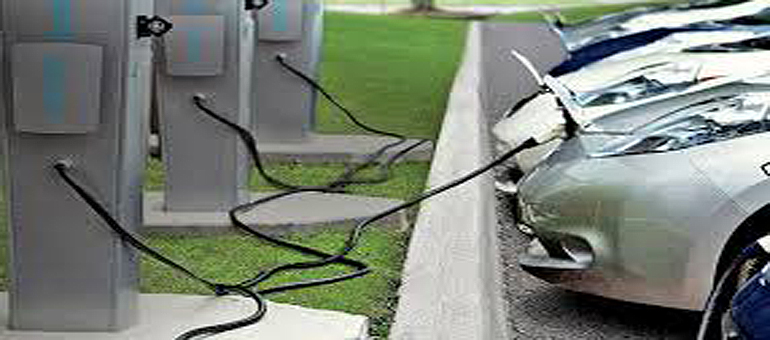Navigant: Electric vehicle charging equipment sales to reach nearly $36B in '27