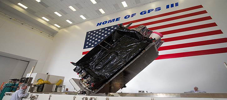 Newest Lockheed Martin-built GPS satellite set to launch in July from Florida