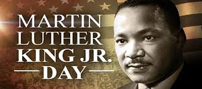 InnovatioNews on holiday to honor Martin Luther King civil rights legacy