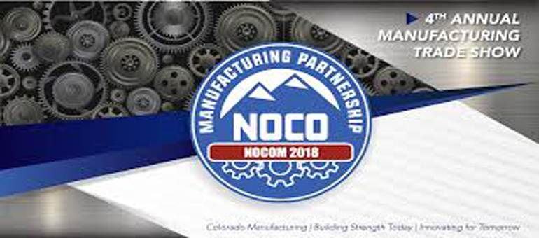 NoCO announces sponsors for NOCOM 2018 on April 12