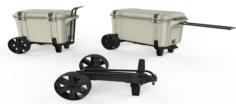 OtterBox launches All-Terrain Wheels for Venture Coolers and outdoor fun