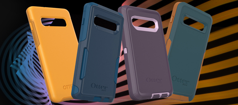 OtterBox announces protective cases for new Samsung Galaxy devices