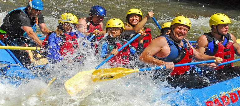 Rafting organizations to place defibrillators along river for greater safety