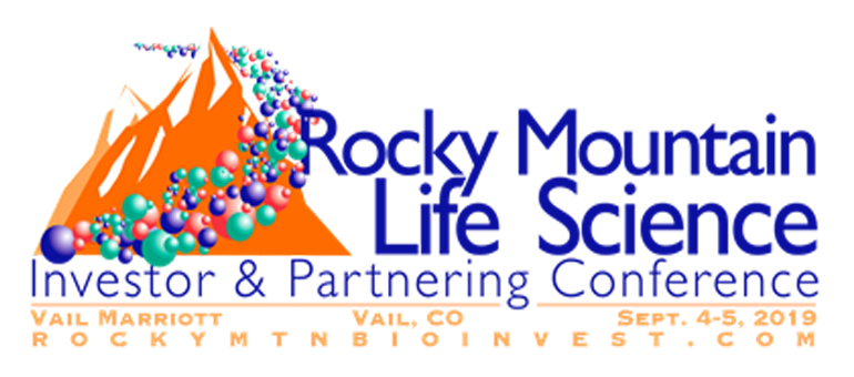 Presenting companies announced for 2019 Rocky Mountain Life Science Conference Sept. 4-5