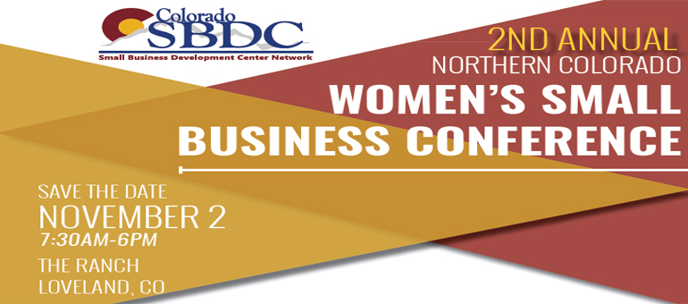 Northern Colorado Women's Biz Conference registration now open