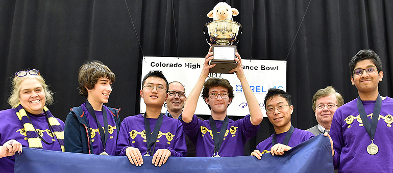 Fort Collins High wins 27th Colorado Science Bowl