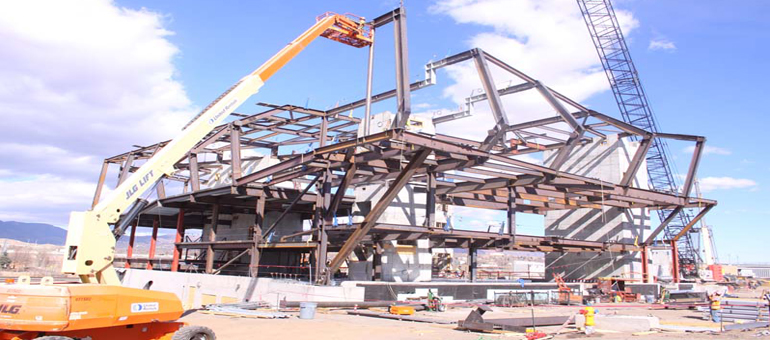 U.S. Olympic Museum rises in Colorado Springs using innovative building design