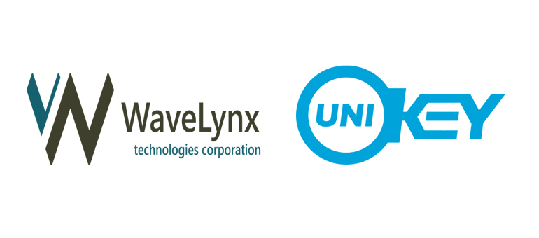 WaveLynx and UniKey Technologies announce strategic partnership