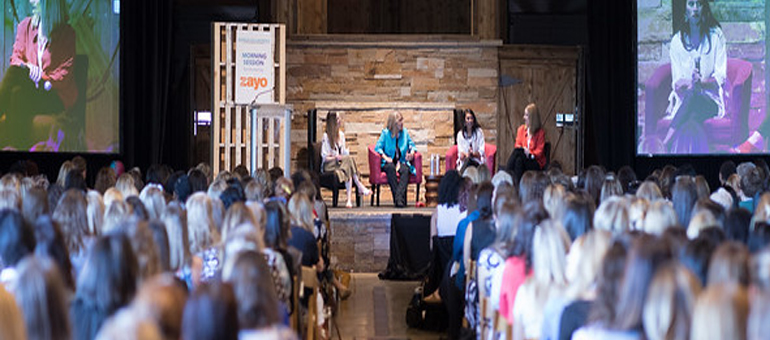 Women in Technology conference highlights women's role in techforce